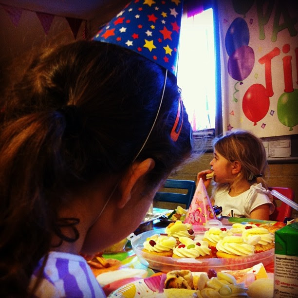 Baking With Kids Penny Sweet Cupcakes